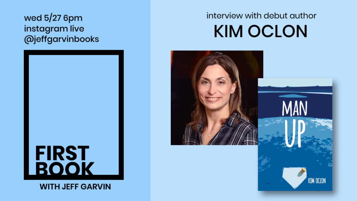 First Book with Jeff Garvin: Kim Oclon