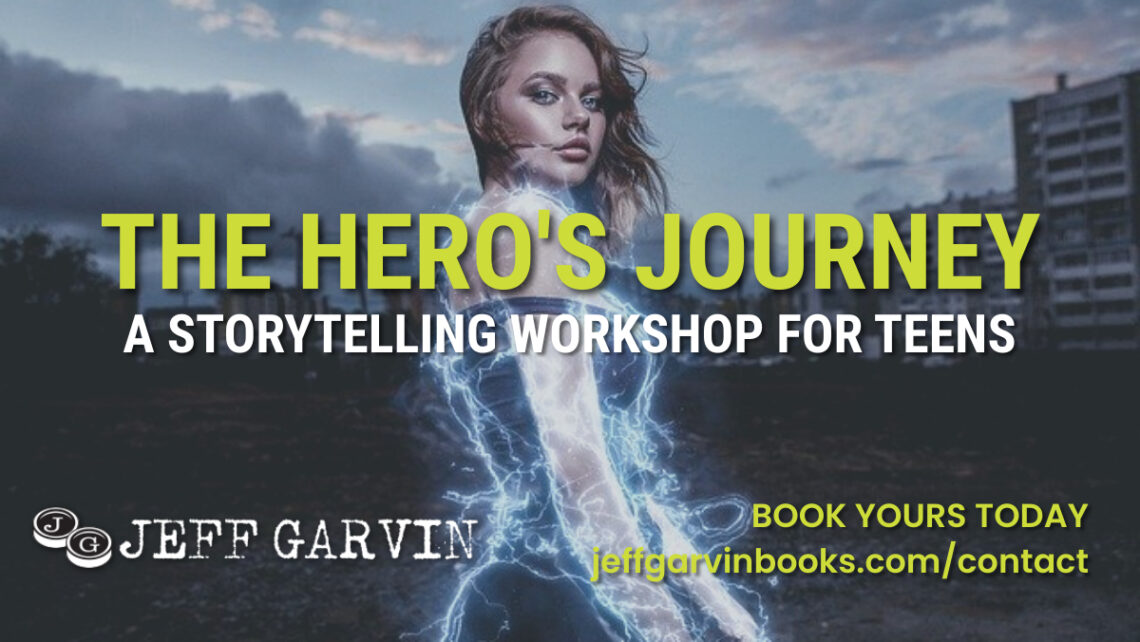 Jeff Hero's Journey for Teens